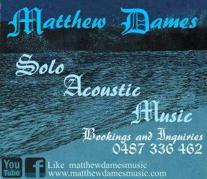 Matthew Dames Music