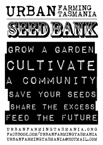 UFT - seed bank poster